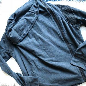 Lululemon Sway jacket in Charcoal Grey, size 8